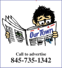 advertise in Our Town News